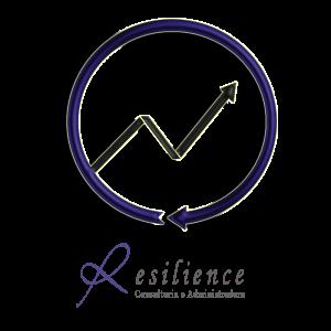 Logo resillience (branco)